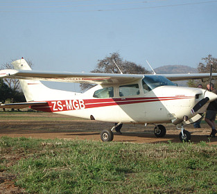 Scenic Flights With Pakamisas Cessna 210