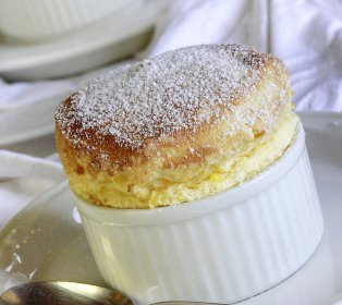 Food Orange Souffle